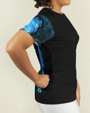 Police Blue Line Strong Heart  Women's AOP T-Shirt S aos-women-short-sleeve-shirt-small-lifestyle-04