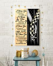 Racing I Choose You 11x17 Poster lifestyle-holiday-poster-3