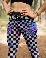 Taken By My Racer High Waist Leggings right High Waist Leggings aos-high-waist-leggings-lifestyle-22
