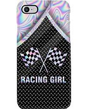 Racing Girl Phone Case i-phone-8-case