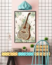 Guitar Enjoyment I Don't Play To Win  11x17 Poster lifestyle-poster-6