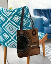 Personalized Camera Lens Printed All-over Tote aos-all-over-tote-lifestyle-front-01