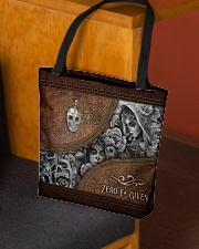 Zero F Given Leather Pattern Print All-over Tote aos-all-over-tote-lifestyle-front-02