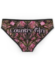Country Girl  Women's Briefs back