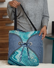 Sea Lover Jeans Pattern Print All-over Tote aos-all-over-tote-lifestyle-front-10