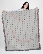 Teach Love Inspire 50x60 - Woven Blanket aos-woven-throw-blanket-50x60-lifestyle-front-05