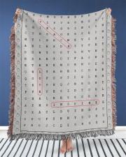 Teach Love Inspire 50x60 - Woven Blanket aos-woven-throw-blanket-50x60-lifestyle-front-10