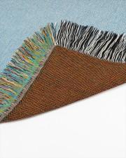 Teach Love Inspire 50x60 - Woven Blanket aos-woven-throw-blanket-close-up-02