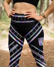 Photography High Waist Leggings aos-high-waist-leggings-lifestyle-22