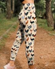 Crazy Chicken Lady High Waist Leggings aos-high-waist-leggings-lifestyle-21