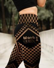 Black Queen High Waist Leggings aos-high-waist-leggings-lifestyle-11