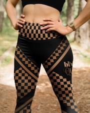 Black Queen High Waist Leggings aos-high-waist-leggings-lifestyle-22