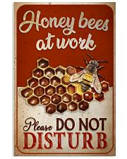 Honey Bees At Work 11x17 Poster front