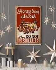 Honey Bees At Work 11x17 Poster lifestyle-holiday-poster-1