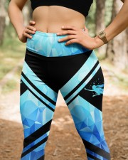 Love Scuba Diving High Waist Leggings aos-high-waist-leggings-lifestyle-22