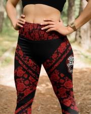 Always Chingona  High Waist Leggings aos-high-waist-leggings-lifestyle-22