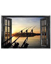 Fishing Window  17x11 Poster front