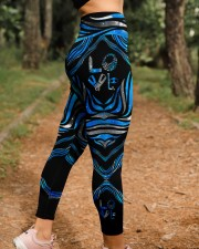 Love Scuba Diving High Waist Leggings aos-high-waist-leggings-lifestyle-21