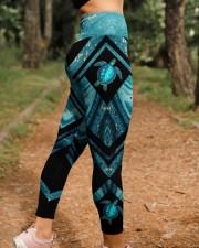 Turtle Leggings High Waist Leggings aos-high-waist-leggings-lifestyle-21