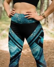 Turtle Leggings High Waist Leggings aos-high-waist-leggings-lifestyle-22