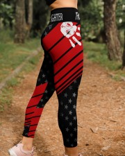Taken By My Firefighter High Waist Leggings aos-high-waist-leggings-lifestyle-21