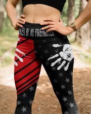 Taken By My Firefighter High Waist Leggings aos-high-waist-leggings-lifestyle-22