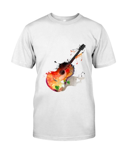 Musical Life Is A Beautiful And Happy Shirt