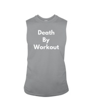 Death By Workout Sleeveless Tee thumbnail