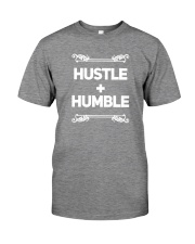 Hustle And Humble Premium Fit Mens Tee tile