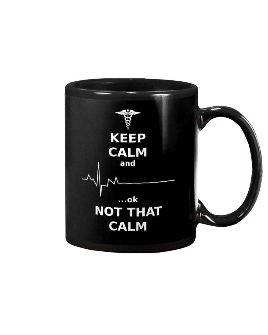 Limited Edition : Keep Calm Nurses Apparel  Mug