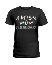 Autism mom shirt Ladies T-Shirt thumbnail
