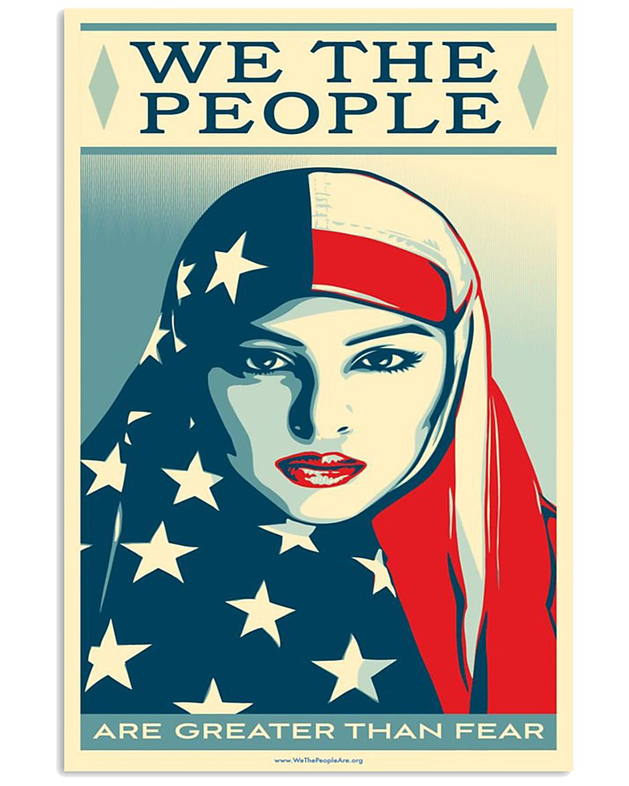 We The People 11x17 Poster