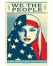 We The People 11x17 Poster front
