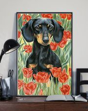 DACHSHUND POSTER  11x17 Poster lifestyle-poster-2