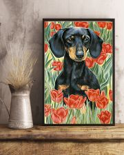 DACHSHUND POSTER  11x17 Poster lifestyle-poster-3