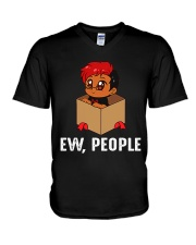 Limited Edition - Mar - EW V-Neck T-Shirt thumbnail