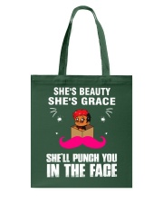 Limited Edition - Mar - She Is Beauty Tote Bag thumbnail