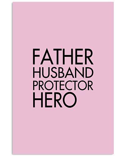 Father Husband Protector Hero