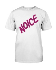 OKcunning NOICE Tee Classic T-Shirt front