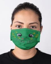 Super Turtle Face Mask 2505 Cloth face mask aos-face-mask-lifestyle-01