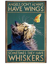 Have Wings Whiskers 11x17 Poster front