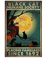 Black Cat 1692 11x17 Poster front