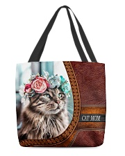 Cat mom 2 All-over Tote back