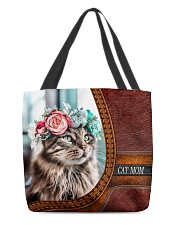 Cat mom 2 All-over Tote front