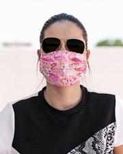 Flamingo Face Mask 21 Cloth face mask aos-face-mask-lifestyle-02