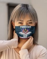 I am grumpy veteran Cloth face mask aos-face-mask-lifestyle-18