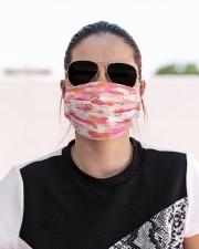 Flamingo Face Mask 15 Cloth face mask aos-face-mask-lifestyle-02