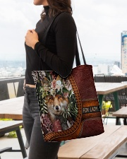 Fox Lady All-over Tote aos-all-over-tote-lifestyle-front-04
