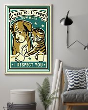 I Respect You 11x17 Poster lifestyle-poster-1