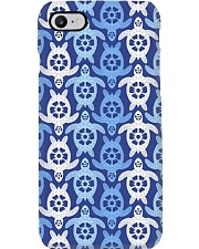 Turtle Mask 10017 Lucky Phone Case tile
